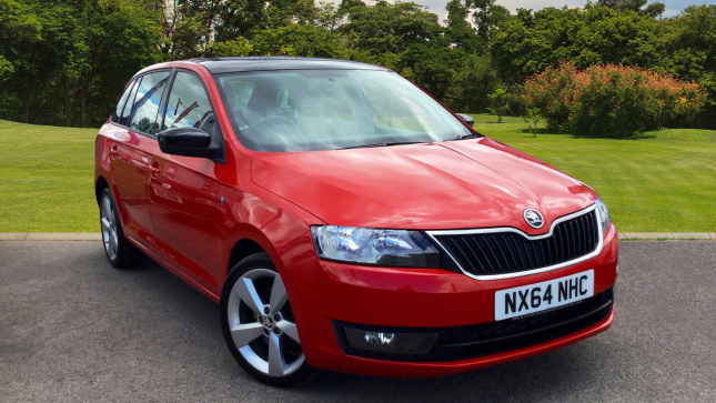 SKODA Rapid Spaceback 1.6 Tdi Cr 90 Se 5Dr Diesel Hatchback
