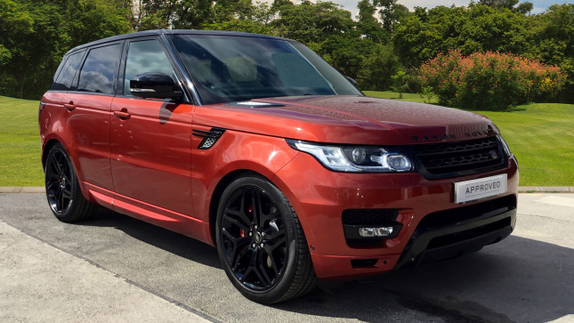 Land Rover Range Rover Sport 5.0 V8 S/C Autobiography Dynamic 5Dr Auto Petrol Estate