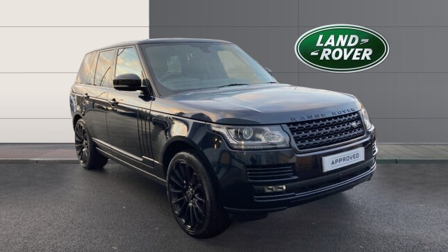 Land Rover Range Rover 5.0 V8 Supercharged Autobiography 4Dr Auto [ss] Petrol Estate