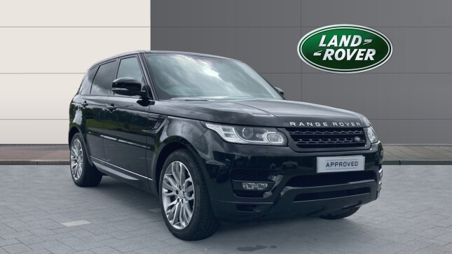 Land Rover Range Rover Sport 3.0 Sdv6 [306] Hse Dynamic 5Dr Auto [7 Seat] Diesel Estate