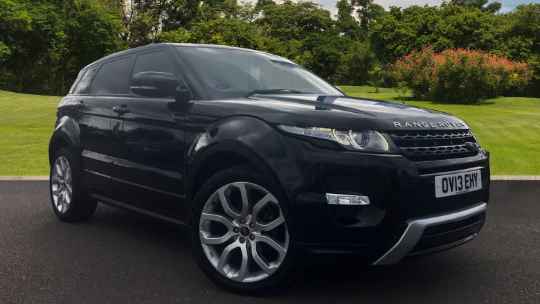 Land Rover Range Rover Evoque 2.2 SD4 Dynamic 3dr Auto [Lux Pack] Diesel Coupe