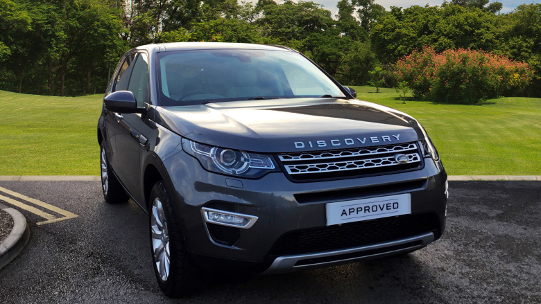 Land Rover Discovery Sport 2.2 SD4 HSE Luxury 5dr Auto Diesel Station Wagon