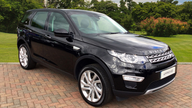 Land Rover Discovery Sport 2.0 Td4 180 Hse Luxury 5Dr Auto Diesel Station Wagon