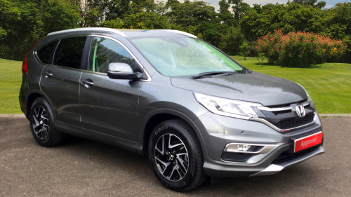 Honda CR-V 1.6 I-Dtec Se Plus 5Dr 2Wd [nav] Diesel Estate