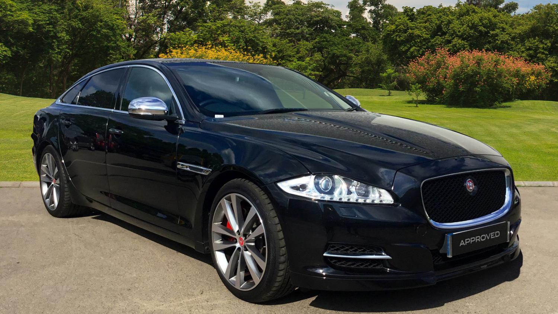 jaguar xj   supercharged supersport dr auto lwb  petrol saloon  sale vertu