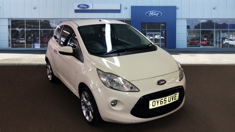 Ford Ka 1.2 Metal 3Dr [start Stop] Petrol Hatchback