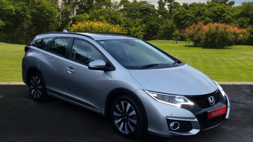 Honda Civic Tourer 1.8 I-Vtec Se Plus 5Dr Auto [nav] Petrol Estate