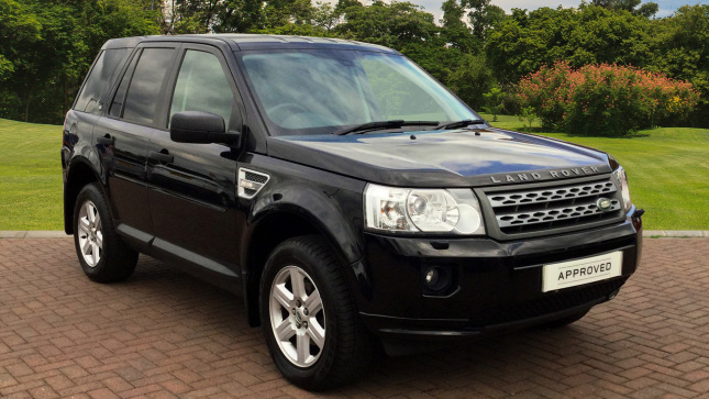Land Rover Freelander 2.2 Td4 Gs 5Dr Diesel Station Wagon