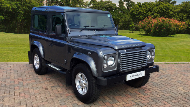 Land Rover Defender 90 Swb Diesel Xs Station Wagon Tdci [2.2] Estate
