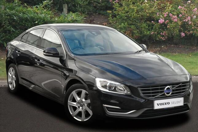 Volvo S60 D4 [181] Se Lux 4Dr Geartronic Diesel Saloon