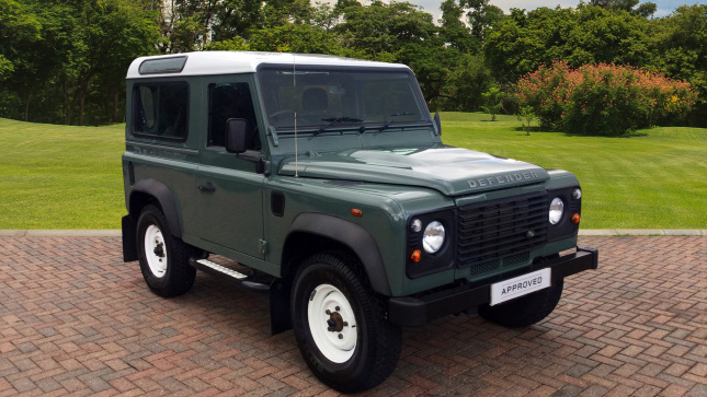 Land Rover Defender 90 Swb Diesel Station Wagon Tdci [2.2] Estate