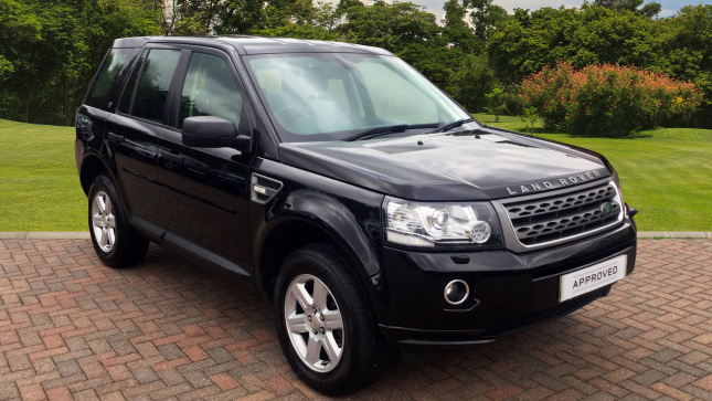 Land Rover Freelander 2.2 Sd4 Gs 5Dr Auto Diesel Station Wagon
