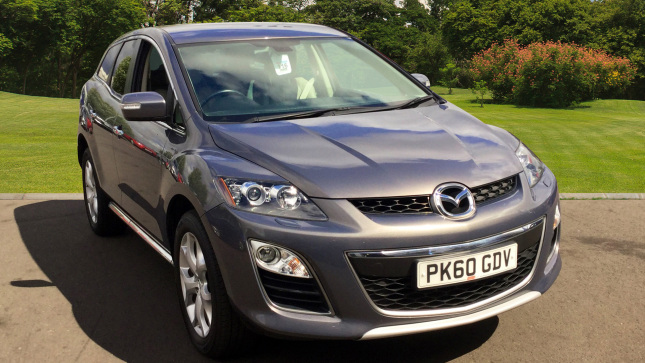 Mazda Cx-7 2.2D Sport Tech 5Dr Diesel Estate