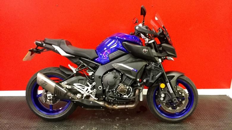 Used Yamaha Mt-10 Mt-10 (17My) for Sale | Vertu Honda
