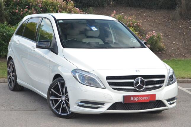 Mercedes-Benz B-Class B180 Cdi Blueefficiency Sport 5Dr Auto Diesel Hatchback
