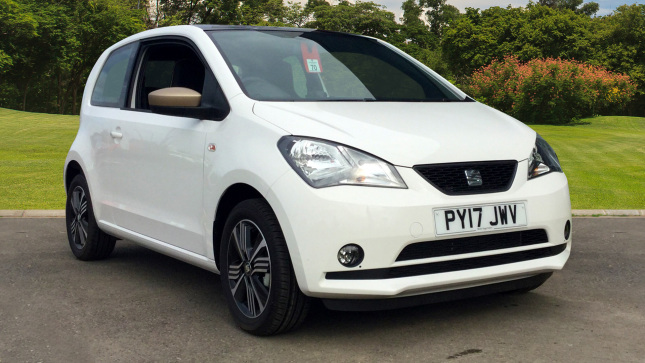SEAT Mii 1.0 75 Mii By Cosmo 3Dr Petrol Hatchback