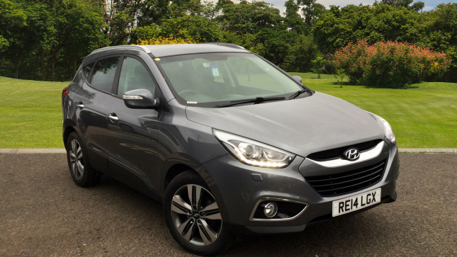 Hyundai ix35 1.7 Crdi Premium 5Dr [leather] 2Wd Diesel Estate