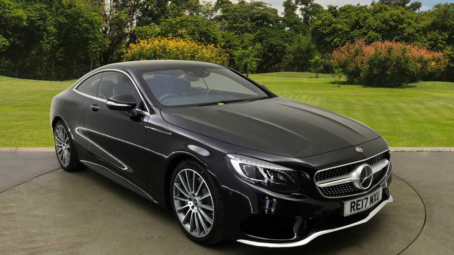 used mercedes benz s class s500 amg line premium 2dr auto. Black Bedroom Furniture Sets. Home Design Ideas