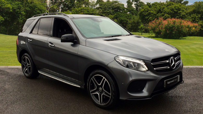 Mercedes-Benz GLE GLE 250d 4Matic AMG Night Ed Prem + 5dr 9G-Tronic Diesel Estate