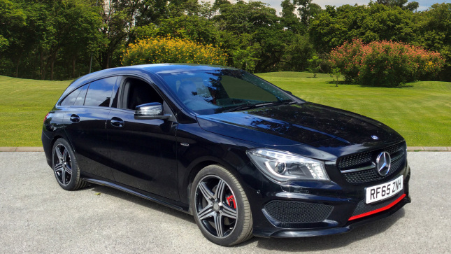 Mercedes-Benz CLA Cla 250 Engineered By Amg 4Matic 5Dr Tip Auto Petrol Estate