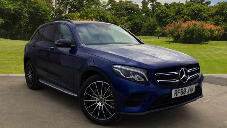 Mercedes-Benz GLC GLC 220d 4Matic AMG Line Prem Plus 5dr 9G-Tronic Diesel Estate