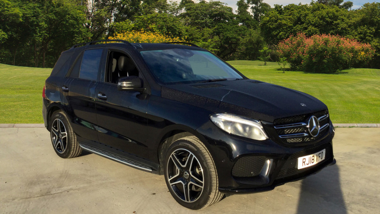Mercedes-Benz GLE 250d 4Matic AMG Night Ed Prem + 5dr 9G-Tronic Diesel Estate