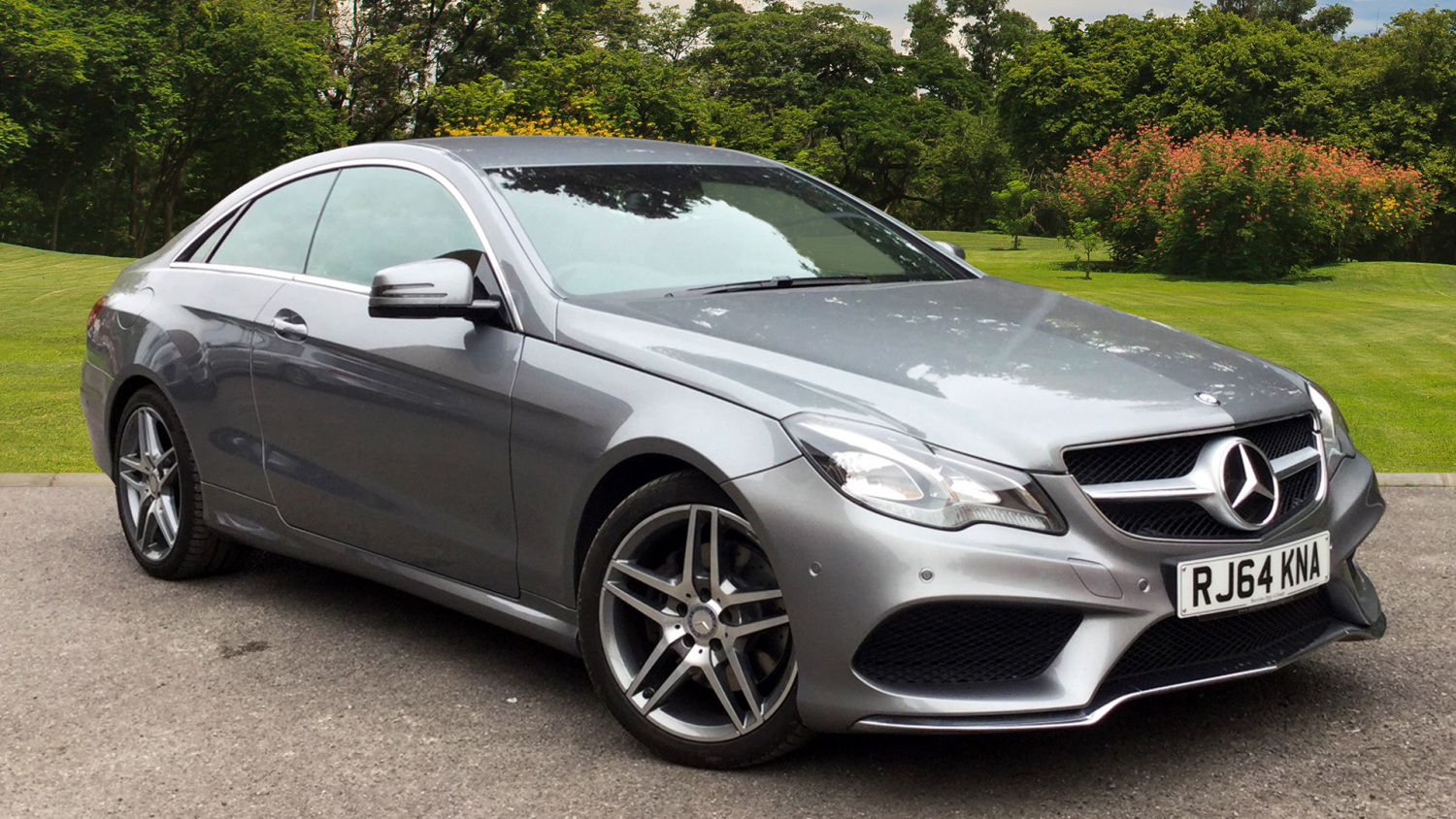 Used mercedes benz e class e250 cdi amg line 2dr 7g tronic for Diesel mercedes benz