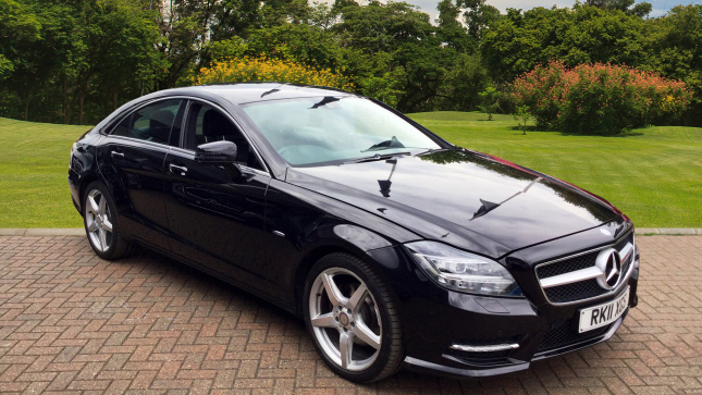Mercedes-Benz CLS Coupe Cls 350 Cdi Blueefficiency Sport 4Dr Tip Auto Diesel Saloon