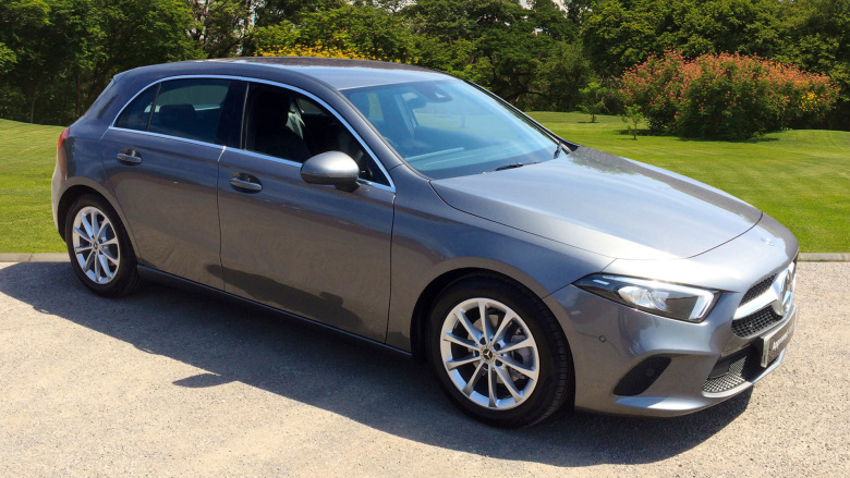 Mercedes-Benz A-Class A180D Sport Executive 5Dr Auto Diesel Hatchback