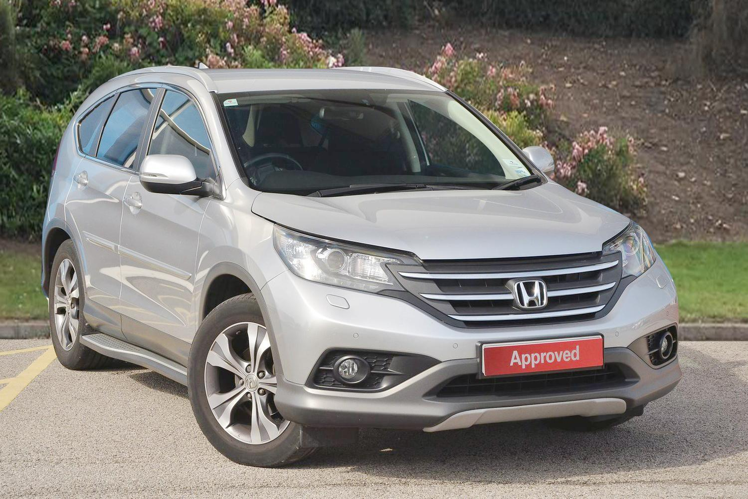used honda cr v 2 0 i vtec sr 5dr auto petrol estate for sale vertu honda. Black Bedroom Furniture Sets. Home Design Ideas