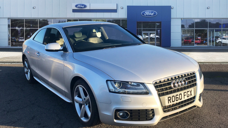Audi A5 2.0 TDI S Line 2dr [Start Stop] Diesel Coupe