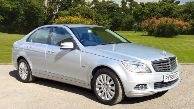 Mercedes-Benz C-Class C180K Blueefficiency Elegance 4Dr Auto Petrol Saloon