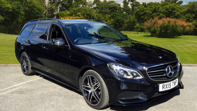 Mercedes-Benz E-Class E350 Bluetec Amg Night Ed Premium 5Dr 9G-Tronic Diesel Estate