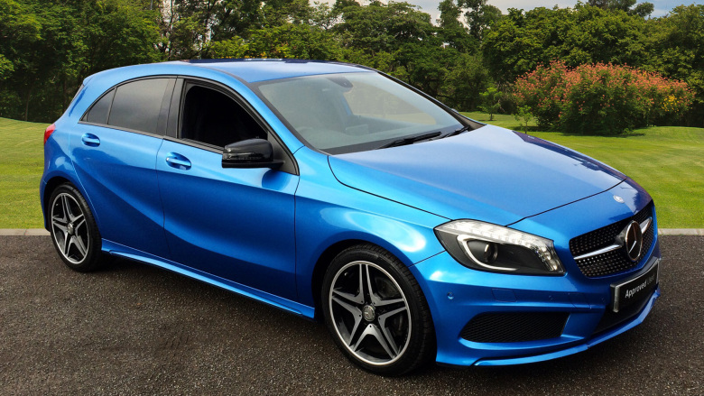 Mercedes-Benz A-Class A200 Cdi Amg Night Edition 5Dr Auto Diesel Hatchback