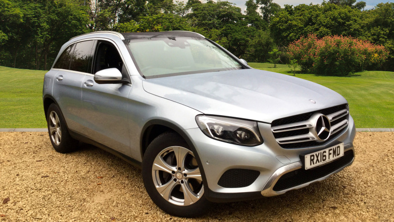 Mercedes-Benz GLC 220d 4Matic Sport Premium Plus 5dr 9G-Tronic Diesel Estate