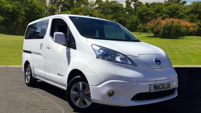 Nissan E-Nv200 80kW Tekna Rapid Plus 24kWh 5dr Auto [7 seat] Electric Estate