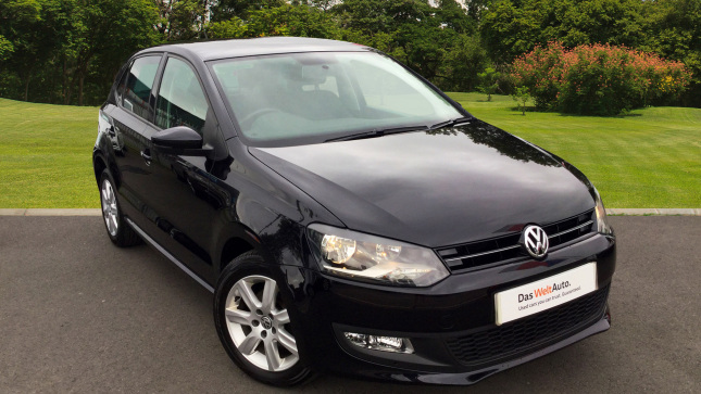 Volkswagen Polo 1.2 60 Match Edition 5Dr Petrol Hatchback