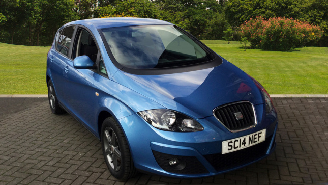 SEAT Altea 1.6 Tdi Cr I Tech 5Dr Dsg Diesel Estate