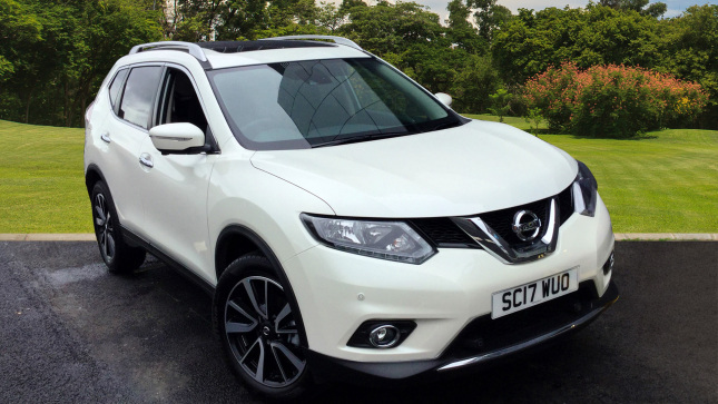 Nissan X-Trail 2.0 Dci Tekna 5Dr 4Wd Xtronic Diesel Station Wagon