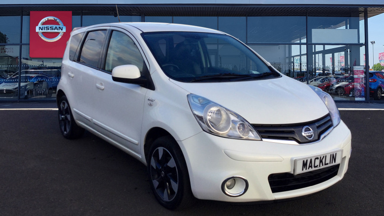 Nissan Note 1.6 N-Tec+ 5dr Auto Petrol Hatchback