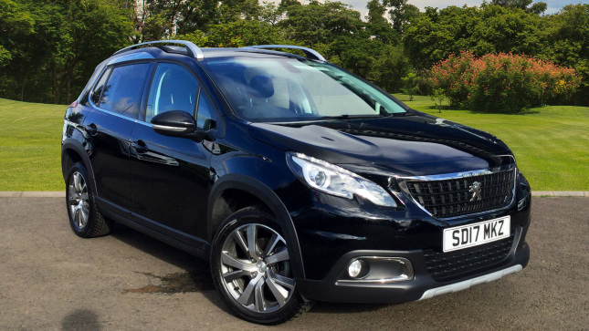 Peugeot 2008 1.6 Bluehdi 120 Allure 5Dr Diesel Estate