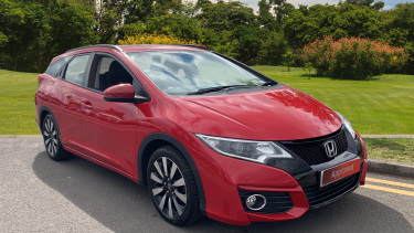 Honda Civic Tourer 1.8 i-VTEC SE Plus 5dr Petrol Estate