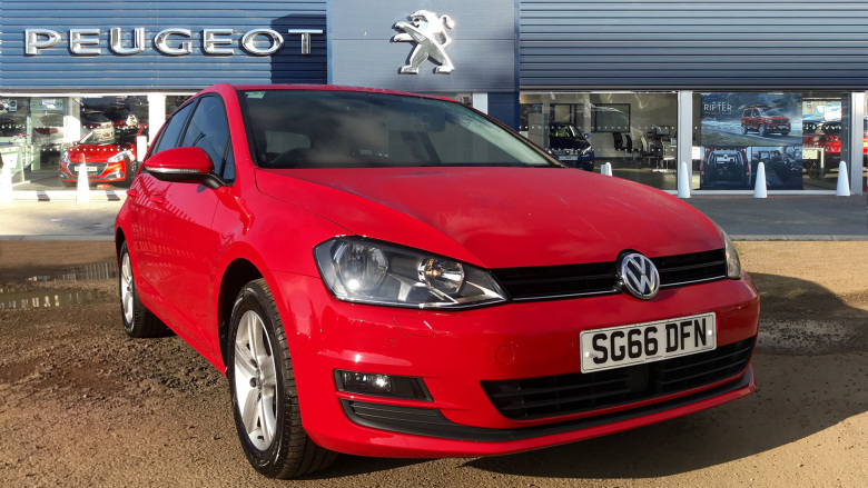 Volkswagen Golf 1.4 TSI 125 Match Edition 5dr Petrol Hatchback