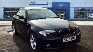 BMW 1 Series 118D Sport 2Dr Diesel Coupe