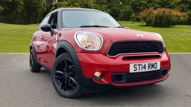 Mini Countryman 2.0 Cooper S D All4 5Dr Diesel Hatchback