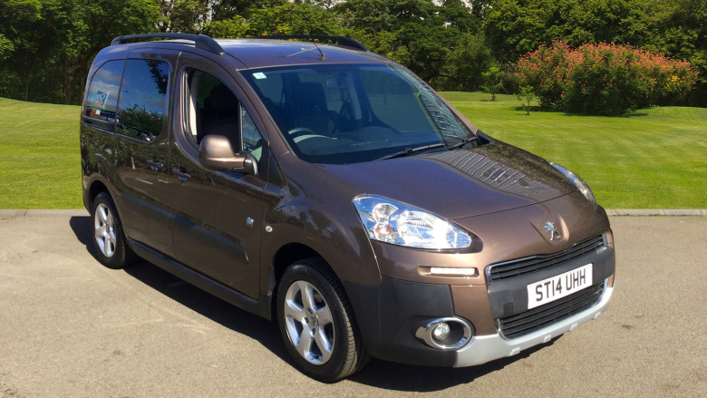 Peugeot Partner Tepee 1.6 Hdi 115 Outdoor 5Dr Diesel Estate