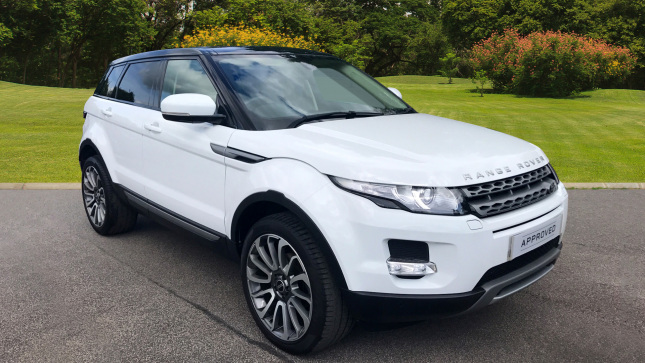 Land Rover Range Rover Evoque 2.2 Sd4 Pure 5Dr [tech Pack] Diesel Hatchback