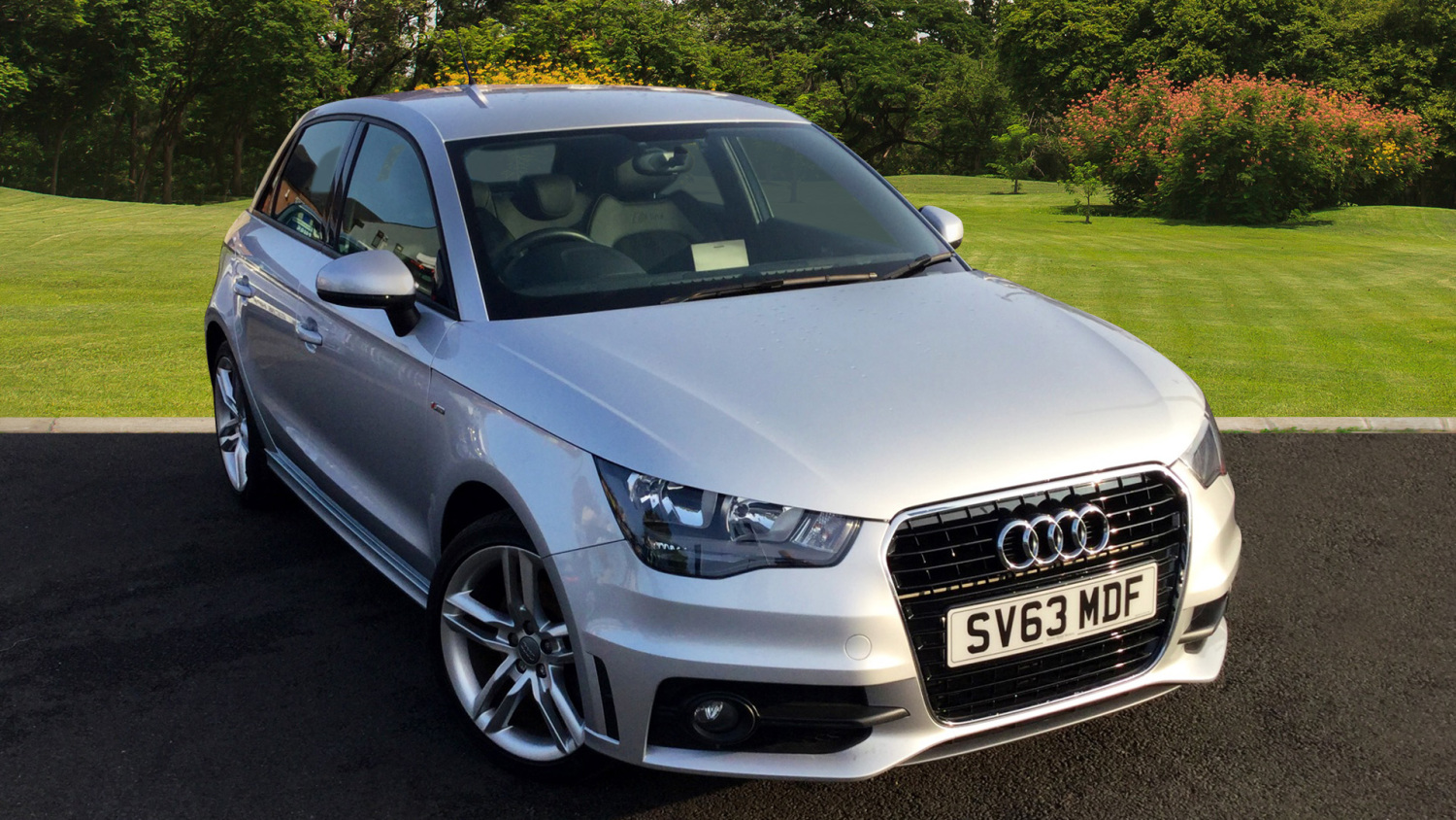 used audi a1 1 4 tfsi 140 s line 5dr s tronic petrol. Black Bedroom Furniture Sets. Home Design Ideas