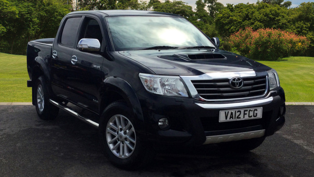 Toyota Hilux Diesel Invincible D/Cab Pick Up 3.0 D-4D 4Wd 171