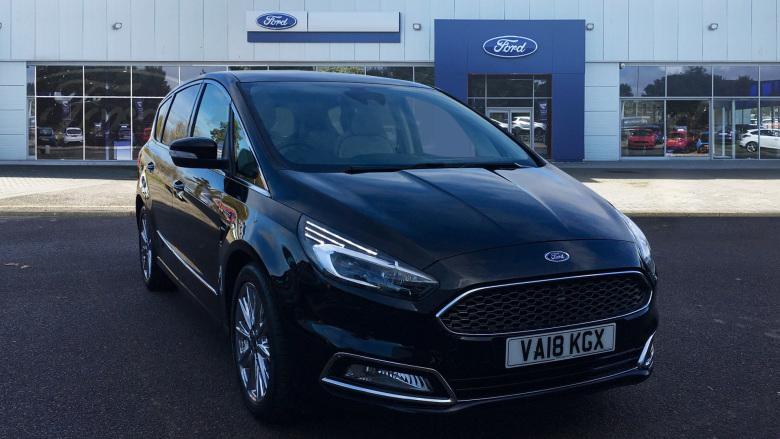 Ford S-MAX Vignale 2.0 Tdci 5Dr Powershift Awd Diesel Estate